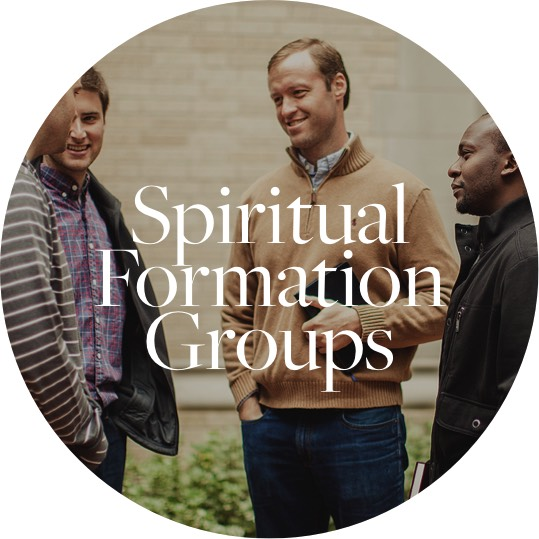 Spiritual Formation Groups